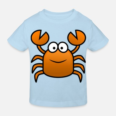 Crab Crab - Kids' Organic T-Shirt