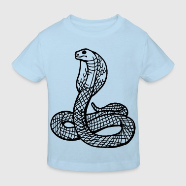 serpent - T-shirt bio Enfant