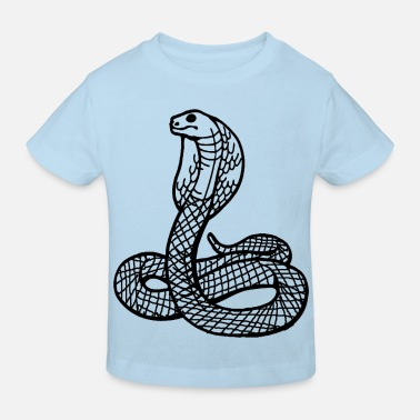 Serpent serpent - T-shirt bio Enfant