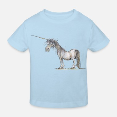 The Last Unicorn - Kids' Organic T-Shirt