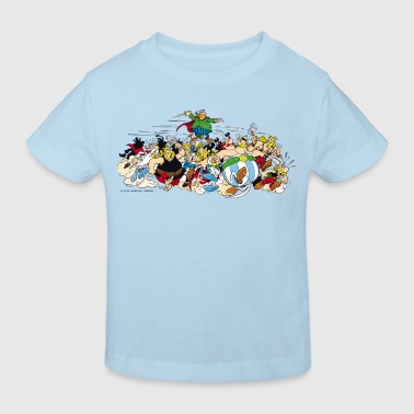Asterix & Obelix - Attacke - Kinder Bio-T-Shirt