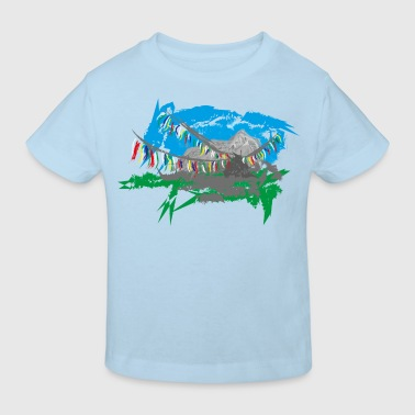 aGamsThe way  - Kinder Bio-T-Shirt