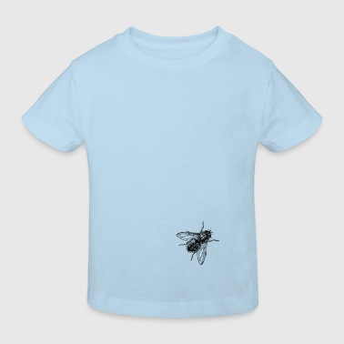 fliege - Kinder Bio-T-Shirt