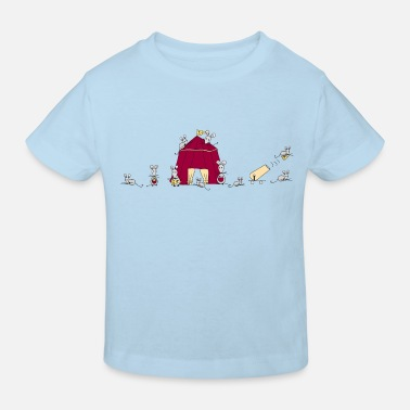 Mouse - Kids' Organic T-Shirt