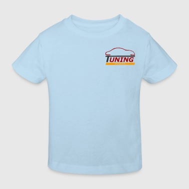 tuning power - Organic børne shirt