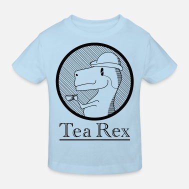 Tea Rex - Kids' Organic T-Shirt