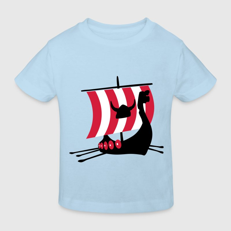 vikings - Kids' Organic T-Shirt