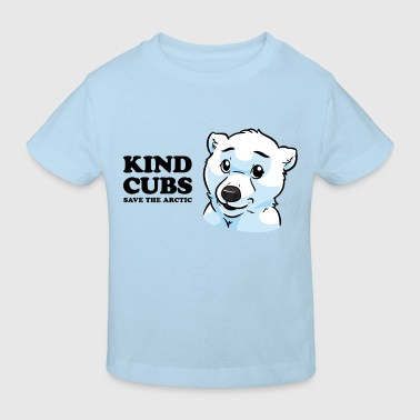 Kind Cubs - Kids' Organic T-Shirt