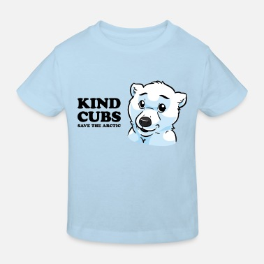 Cub Kind Cubs - Kids' Organic T-Shirt