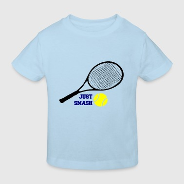 Just smash - Kinderen Bio-T-shirt