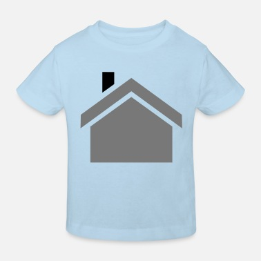 House house - Kids' Organic T-Shirt