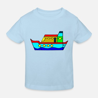 Boote Boot Boot - Kinder Bio T-Shirt