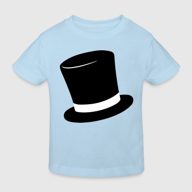 Top Hat - Ekologisk T-shirt barn