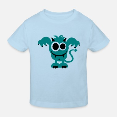 Monster Monster - Kinder Bio T-Shirt