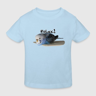 Welli Relax - Kinder Bio-T-Shirt