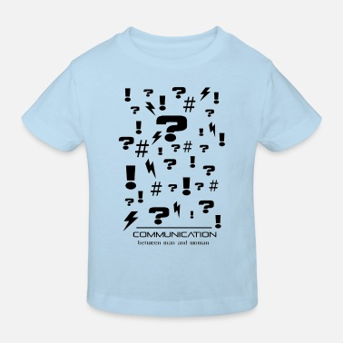 Communication communication - T-shirt bio Enfant
