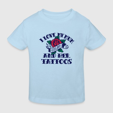 Version Tattoo Mum 3C - Kinder Bio-T-Shirt