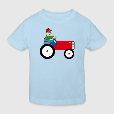 Trecker - Kinder Bio-T-Shirt