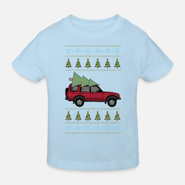 Discovery Discovery 2 Red Christmas Light - Kids' Organic T-Shirt