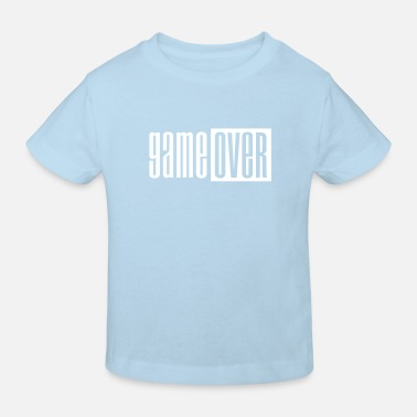 Powned Game over deluxe - Kinder Bio T-Shirt