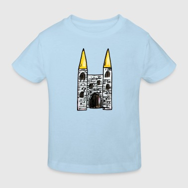Castle - Kids' Organic T-Shirt