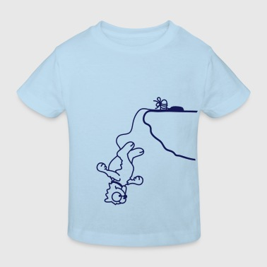 neck_hang_cliff_bungee_jump_1c - T-shirt bio Enfant