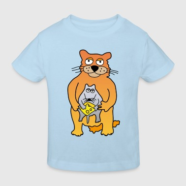 food chain - Kids' Organic T-Shirt
