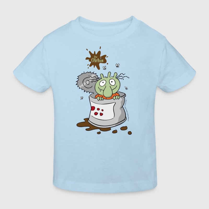 Olchis Dose - Kinder Bio-T-Shirt