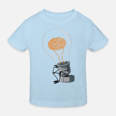 the Thinker - Camiseta orgánica niño