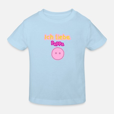 Peppa - Kinder Bio T-Shirt