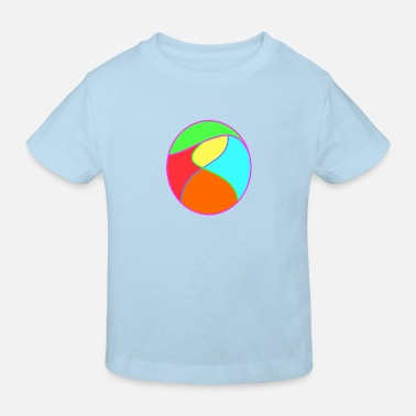 Eggs The egg - Kids' Organic T-Shirt