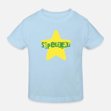 Superstar Superstar - Kinder Bio T-Shirt