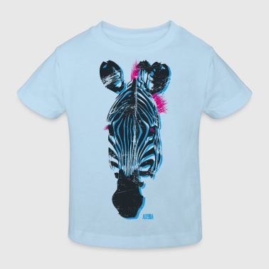 Animal Planet Zebra - Kinder Bio-T-Shirt