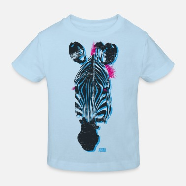 Animal Planet Animal Planet Zebra - Kinder Bio T-Shirt