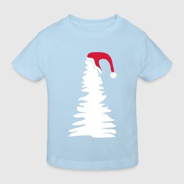 Christmas tree Weihnachtsbaum - Kinder Bio-T-Shirt
