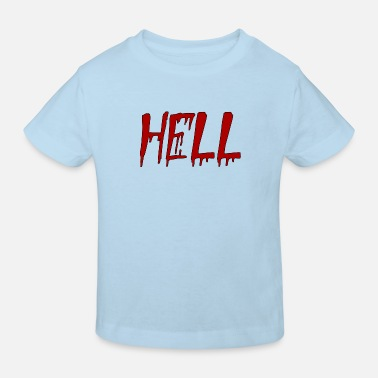 Enfer enfer - T-shirt bio Enfant