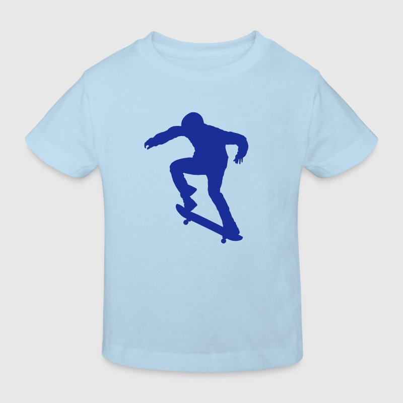 Skater - Skateboard - Skating - T-shirt bio Enfant