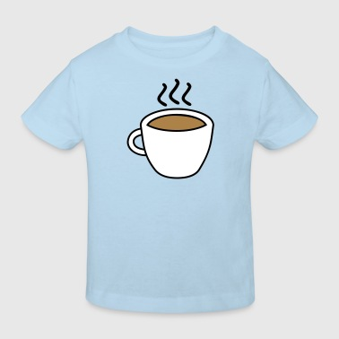 hot chocolate - Kids' Organic T-Shirt