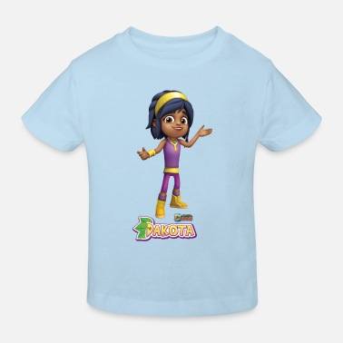 Ranger Rob Dakota - Kinderen bio T-shirt