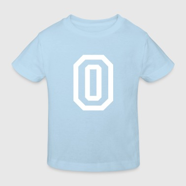 0 Collegestyle - Kinder Bio-T-Shirt