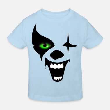 clown 1 - Kids' Organic T-Shirt