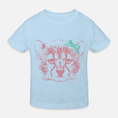 Animal Planet Wolf - Kids' Organic T-Shirt