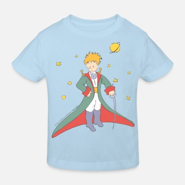 The Little Prince Portrait Illustration - Kids' Organic T-Shirt