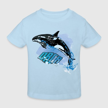 Orca Animal Planet Orca - Kids' Organic T-Shirt
