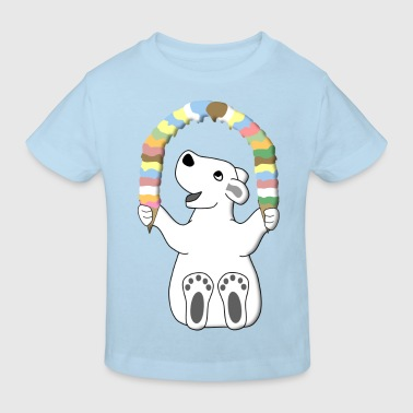 Polar bear - Kids' Organic T-shirt