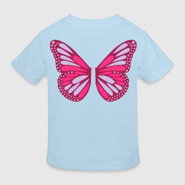 Butterfly Wings - Kids' Organic T-Shirt