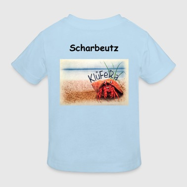Die Krabbe hat was... - Kinder Bio-T-Shirt