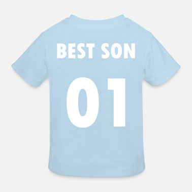 Best Son - Kids' Organic T-Shirt