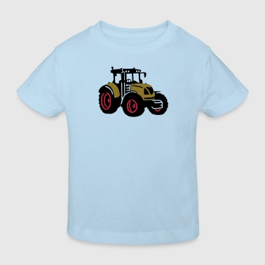 trecker2_n - Kinder Bio-T-Shirt