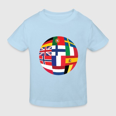 L'Europe - T-shirt bio Enfant